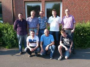 Meister Bezirksliga 2012/2013: Heek 2